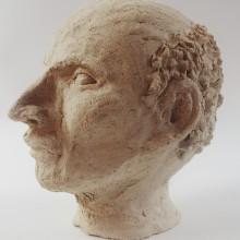 FILOZOF rzeźba