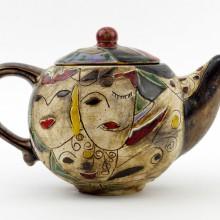 TEATR MASEK czajnik ceramiczny