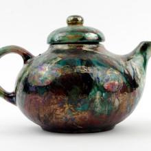 METALIC czajnik ceramiczny raku