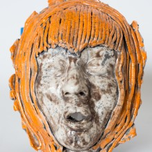 MELPOMENE maska ceramiczna