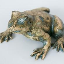 MAGDALENA żaba rzeźba