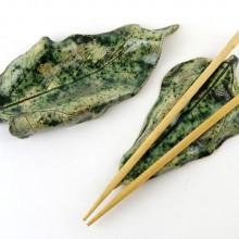 OMSZAŁE LISTOWIE zestaw do sushi