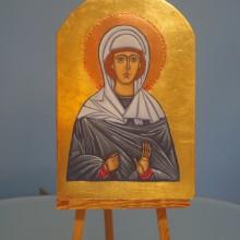 ŚW. MONIKA ikona