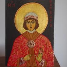 ŚW. BARBARA ikona