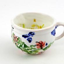 Z JASZCZURKĄ kubek ceramiczny