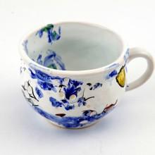 Z RYBKĄ kubek ceramiczny