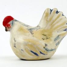 PODSTARZAŁA kurka ceramiczna