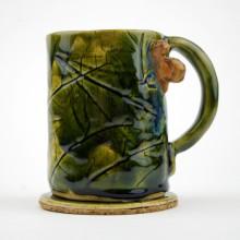 ŚLIMACZEK kubek ceramiczny